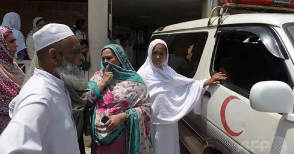パキスタン!求婚を拒否した女性が生きたまま火を付けられ殺される事件が続く!