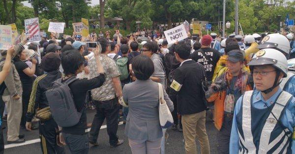 快挙、川崎ヘイトデモ中止・・・市民の勝利。素晴らしい。