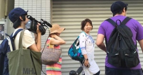 TBSとテレ朝がやらせ?「次期都知事は誰?」の街頭インタビューで同じ女性が出演!