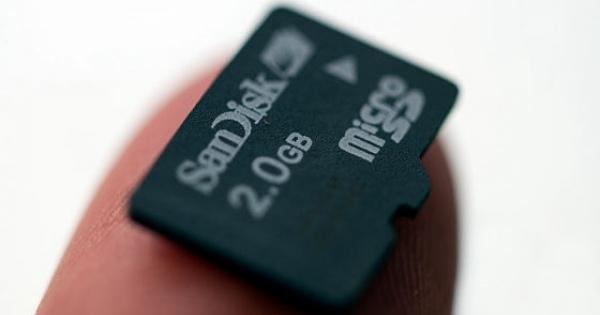 飲み込んでしまったmicroSDカードの大切なデータは復旧するのか?
