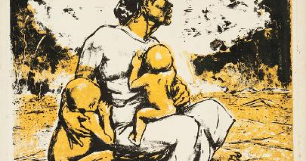 またしても表現・展示に対する、お上からの検閲か?府中美術館・常設展特集「燃える東京・多摩 画家・新海覚雄/しんかいかくおの軌跡」の展示が夏に予定されながら、上からの指示として「偏り過ぎている」と企画学芸員に中止もしくは変更を要請。