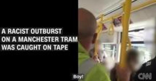 EUからの離脱派勝利後、憎悪犯罪が急増しているイギリスの電車内で人種差別的な言動が!