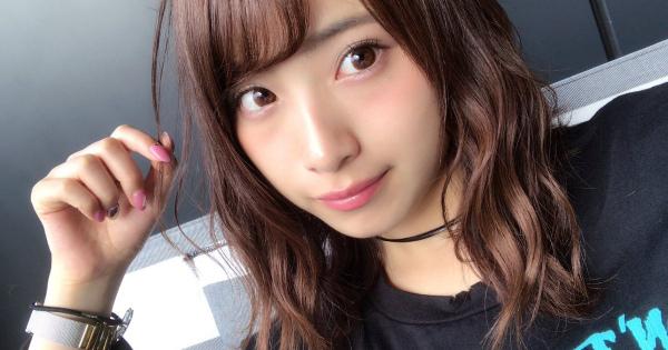 日本一かわいい女子高生と名高い永井理子(ながいりこ)