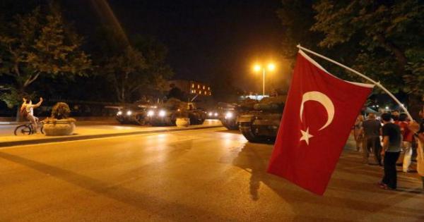 [速報] トルコのクーデター 政府が鎮圧を宣言
