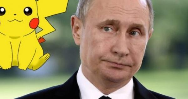 <・・・本当は、これが理性なんだけど> プーチン:CIAとつながりのあるポケモンGOをロシア国内で禁止に <ゾンビ大国日本では通じないよね。陰謀論とか言われてね!>