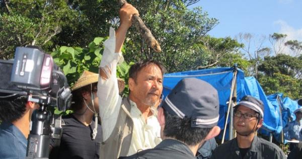<・・・この暴力支配が沖縄の現実。そして無関心な日本の現実> 「このままでは死者がでる!」 沖縄・高江で見た国家権力によるむき出しの暴力 <そして平和な70年が作り出した現実!>