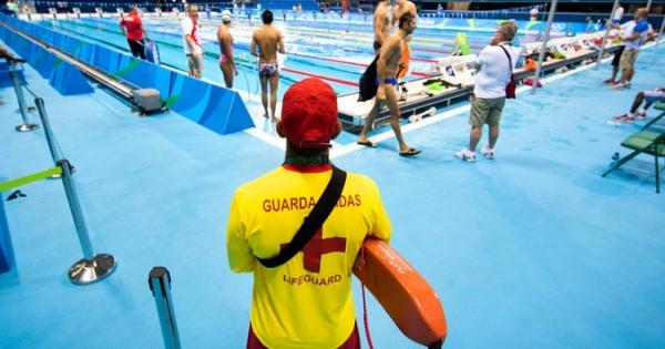 リオデジャネイロ・オリンピックで一番暇して退屈しているスタッフは?誰だ!