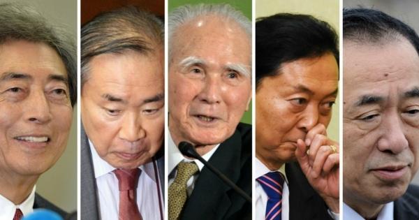 <・・・狂気の政権与党から日本を守ろうと歴代総理!> 「安倍総理から日本を守ろう」羽田孜氏が訴える 元首相5人が安保法案反対