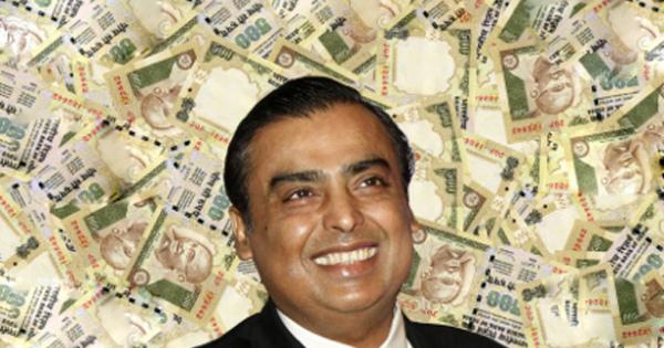 インドの大富豪が2兆円を投じ、10億人が無料で使える通信サービスを開始!