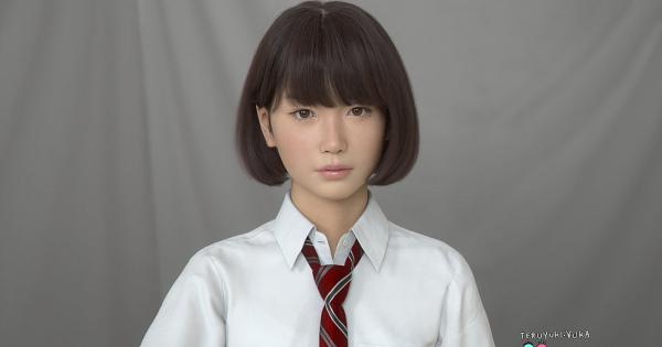[マジか!?] 生きてるとしか…3DCG女子高生「Saya」がリアル美少女すぎる!