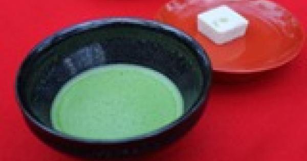 カラダに♡まるごと栄養チャージ「抹茶成分」で疲労回復♡