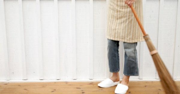 毎日の掃除で運動٩(๑`ȏ´๑)۶お部屋も身体もスッキリ!
