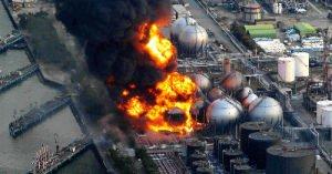 <衝撃!また暴かれた隠ぺい事実> 311「千葉劣化ウラン」20トン?が爆発的燃焼を起こしたのは、ほぼ間違いない!