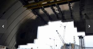 <日本はなぜ石棺を被せないのだ・・・?>  チェルノブイリ事故30年 廃炉へ長い道のり 建屋、来秋に密閉 北海道新聞 3月7日(月)17時0分配信