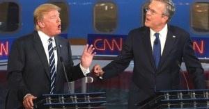 トランプ候補は,米国最悪の戦争屋一族・ブッシュ一族を,演説で,理論で,真実暴露で大統領選挙の舞台から葬り去った! これは世界的にも朗報であり,偉大な仕事だった!