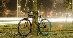 「盗めない自転車」を開発!ロックするのにかかる時間は10秒足らず