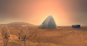 火星に住んでみませんか?住むならこんな家をお勧めします。