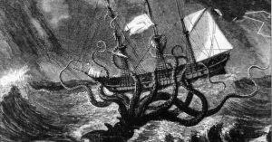 海に潜んでいる巨大な魚と巨大生物のまとめ