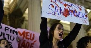 <全女性の敵!!> 16歳少女を33人で集団レイプ 動画投稿にブラジル全土で怒りが沸き起こる