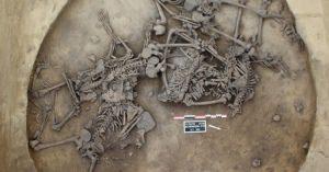 6000年前の虐殺・・・紀元前約4000年