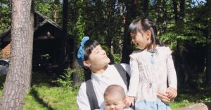 八ヶ岳南麓の高原リゾートといえば小淵沢が人気急上昇<道の駅こぶちざわ>でご家族のワンショット+世界でたった1冊の写真集:プロ写真家が撮る永遠の想いで
