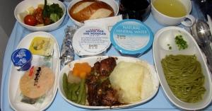 海外旅行の楽しみの一つ「機内食」一番人気のシンガポール航空の機内食をご紹介!