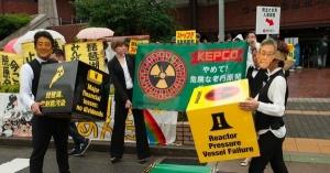 電力会社の株を買って株主総会で脱原発を直接訴える環境NGO