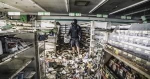 6月にマレーシア人写真家が福島の立入禁止区域(富岡町、大熊町、浪江町、双葉町)で撮影した画像