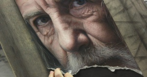 驚異的なテクニック!天才アーティストがパステルだけで描く、リアル過ぎる肖像画!