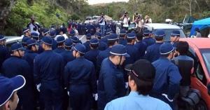 [沖縄]「賛成なんて一人もいない」高江ヘリパッド 政府が建設強行