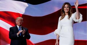 [米大統領選] 真意は? トランプ夫人のヌード写真掲載 -トランプ支持のニューヨーク・ポスト-