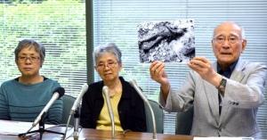 原爆写真展でよく見られる、黒焦げの姿で撮られた少年が「兄では」と長崎の遺族が名乗り出た。