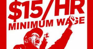 世界中で最低賃金が1時間15ドルになったら起こる10のこと