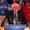 <アメリカもそろそろ崩壊か・・・?> サンダース氏、肯定的評価が過半数 候補者のなかで1人だけ