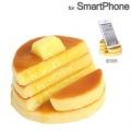 あまりにもリアルな商品サンプル・スマホスタンド!ホットケーキとかお寿司とか!