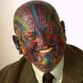 面白いタトゥー!独創的で個性的だけどちょっと笑える!