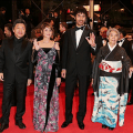<・・・だって!> カンヌ映画祭、樹木希林さんの着物の着方がすごい、すごいんです!