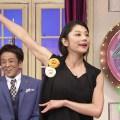 小池栄子の「巨乳伝♪ 巨乳伝♪」相変わらずバラエティ能力が高い!