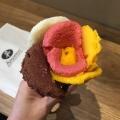 フランスで話題の「バラのジェラート」オシャレすぎる!食べてみたい!