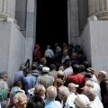 <・・・目を覚ませ、島国の田舎者日本社会!!> イタリアで取り付け騒ぎが起きています。ATMに現金がなくなりつつあります <世界はいま大きく動き始めている!大波に飲み込まれる寸前なのかも?>