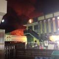 【現場画像】辻堂駅付近で火事「牛角が燃えてる」「どさくさに紛れて食い逃げした人捕まった」