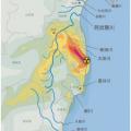 太平洋に流れ込む福島原発事故の放射能、鮫川などの河口域には膨大な量の放射能が堆積している。