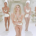 The Black Eyed Peasのファーギーがママになって衝撃のイメチェンMILF-PV