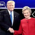 トランプ大統領候補、人形劇で気候変動はでっち上げだと語る。