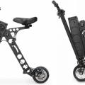 絶対乗ってみたい!世界最小の折り畳み電動バイク「URB-E」