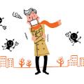 インフルエンザの検査は、なぜ鼻なの?(´・ω・`)