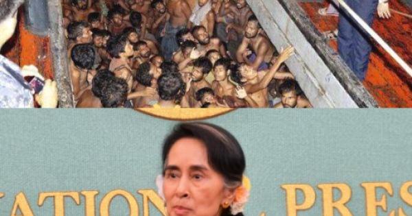 ミャンマー、イスラム少数民族ロヒンギャへの虐待・暴力・差別・虐殺。スー・チーはどうするのか