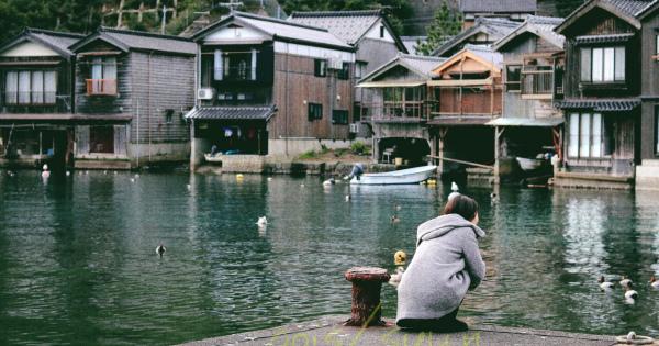 摩訶不思議…伊根町の舟屋群にプチ旅!