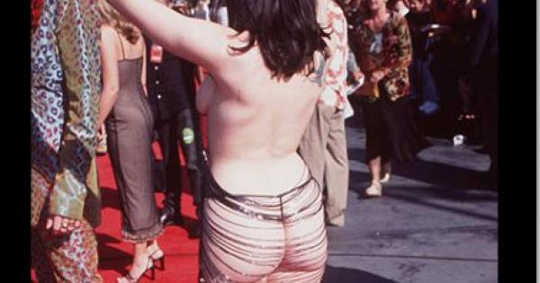 超絶セクシー! セレブの「ネイキッドドレス」 (Naked dress) 特選画像集!