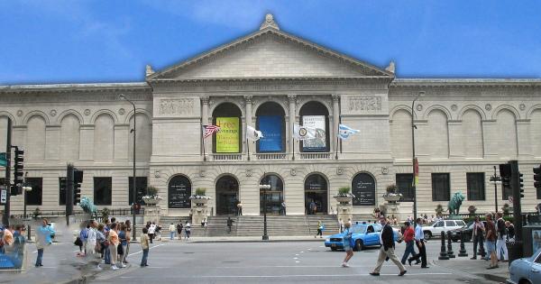 「シカゴ美術館」古代芸術からウルトラ・モダン・アートまで鑑賞できる美術館